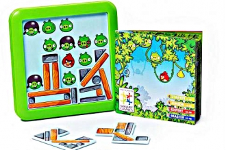 """Игра-головоломка """"Angry Birds под конструкцией"""""""