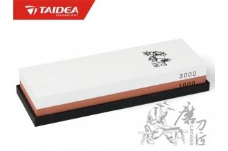 Камень точильный водный комбинированный #1000-3000 Taidea T0961W