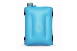 Канистра мягкая для воды Seeker 4.0 л (голубая) HydraPak