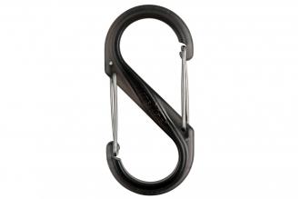 Карабин двусторонний S-Biner #4 (11,0 kg, black) Nite Ize