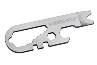 Карманный мультиинструмент Micro-Slim Swiss+Tech