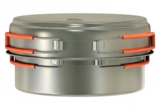 Кастрюля титановая Titanum Cookware 950 ml TS-016 NZ, Россия