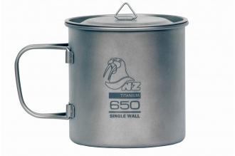 Кастрюля титановая Ti Cup 650 мл NZ, Россия