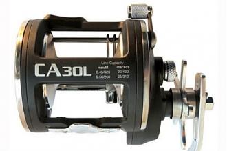 Прочная катушка для троллинга Trolling Performance CA-30L