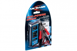 KFZ Power Check 4000002, Ansmann