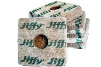 Кокосовый брикет Jiffy Growblock 100*100 мм
