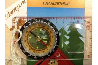 Компас жидкостный планшетный, Россия