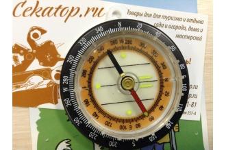 Компас жидкостный спортивный тип II-03, Россия