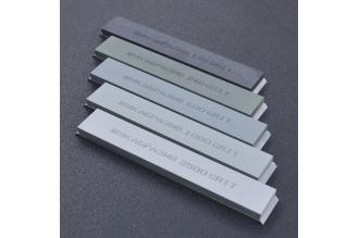 Набор алмазных брусков для станков типа Apex (120, 240, 600, 1000, 2500 грит) Жу