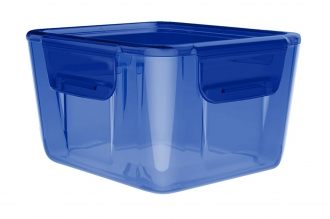 Контейнер для еды Easy-Keep Lid 1,18 л (синий) Aladdin, США