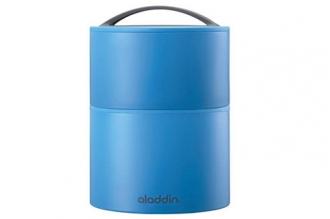 Контейнеры для еды Bento Lunch Box 0,95 л (синий) Aladdin