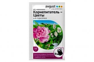 Корнепитатель цветы (Август), 50 грамм