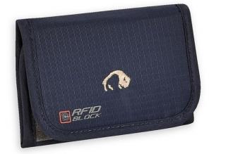 Удобный кошелек Folder RFID B (navy) Tatonka