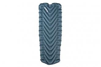 Туристический коврик Static V Luxe SL (синий) Klymit