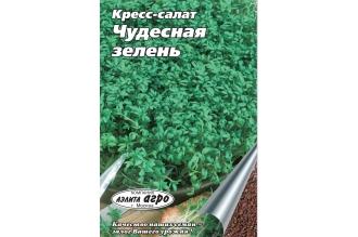Кресс-салат Чудесная зелень
