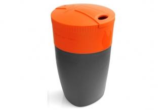 Кружка складная Pack-up-Cup (оранжевая), Light my Fire, Швеция