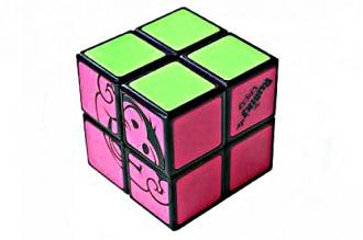 Детский кубик Рубика 2x2