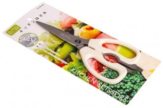Кухонные ножницы 210х86х15 мм (нержавеющая сталь) Ajiwai