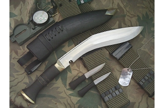 Nepal Kukri 10'' Jungle Tactical