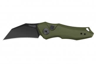 Нож складной Launch (olive/black) 10 Kershaw