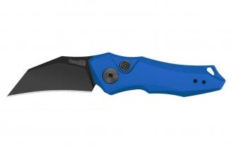 Нож складной Launch 10 (blue/black) Kershaw