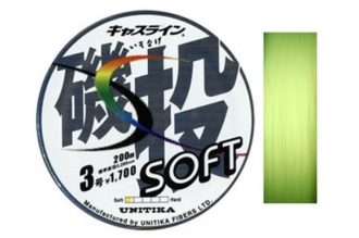 Леска Casline Iso Nage Soft 0.520, Unitika