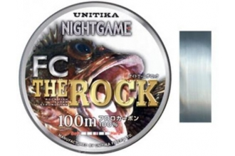 Леска FC The ROCK 0.285, Unitika