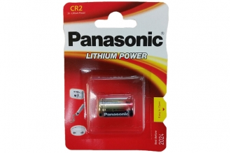 Батарейка фотолитиевая Lithium Power CR-2L/1BP CR2, Panasonic, Япония