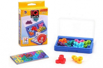 Логическая игра IQ-Шаги, SmartGames