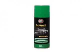 Масло оружейное Gunex (200 мл) Ballistol