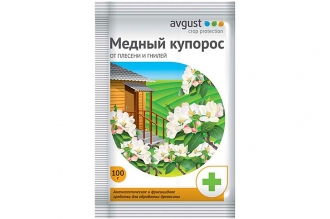 Медный купорос - проверенный препарат для садоводства