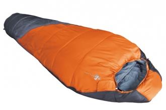 Мешок спальный Mersey (оранжевый, правый) Tramp