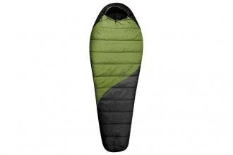 Мешок спальный Trekking Balance Junior 150R (зелёно-серый) Trimm, Чехия