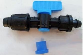 Мини-кран Лента – ПЭ труба с резинкой и поджимом