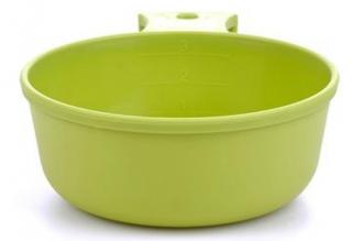 Миска туристическая Kasa Bowl 0,35 л (lime)