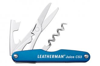 Мультиинструмент (нож сомелье) Juice CS3 (Columbia) Leatherman, США