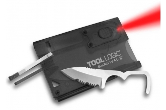 Мультиинструмент Survival Card II Tool Logic, США