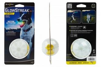 Светодиодный мяч для собак GlowStreak (disc-o) Nite Ize