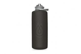 Бутылка мягкая для воды Flux 1.0 л (серая) HydraPak