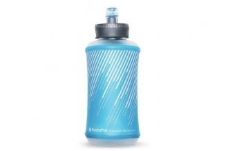 Бутылка мягкая для воды Softflask 0.5 л (голубая) HydraPak