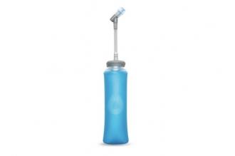 Бутылка мягкая для воды с трубкой Ultraflask 0.5 л (голубая) HydraPak
