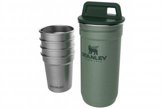 Набор Adventure Green (стопки и стакан) Stanley, США