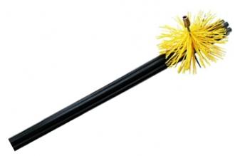 Набор для чистки дымохода (нейлоновая щетка) Graff