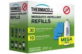 Набор (Mega Refill) для фумигаторов Thermacell