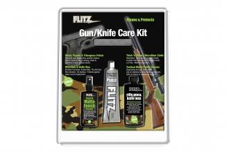 Набор для ухода за ножами и оружием Gun Kit Flitz
