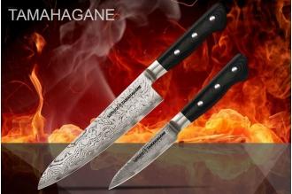 Набор из 2 ножей в подарочной коробке Tamahagane Samura ST-0210/G-10