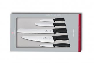 Набор ножей Swiss Classic Kitchen (из 5 штук) Victorinox