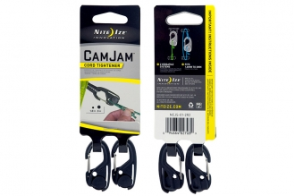 Набор карабинов из 2 шт. CamJam Small Cord Tightener Nite Ize, США