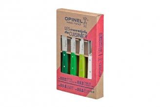 Набор ножей из 4 шт. Les Essentiels Primavera Opinel