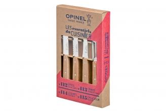Набор ножей из 4 шт. Les Essentiels Opinel